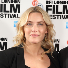Kate Winslet in Monica Vinader Riva, Ava, and Diamond Collections