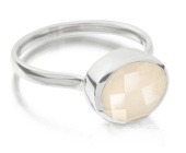 Candy Oval Ring - Monica Vinader