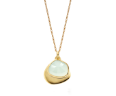 Siren Charm Necklace - Monica Vinader
