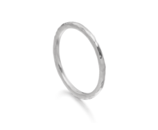 Hammered Ring - Monica Vinader