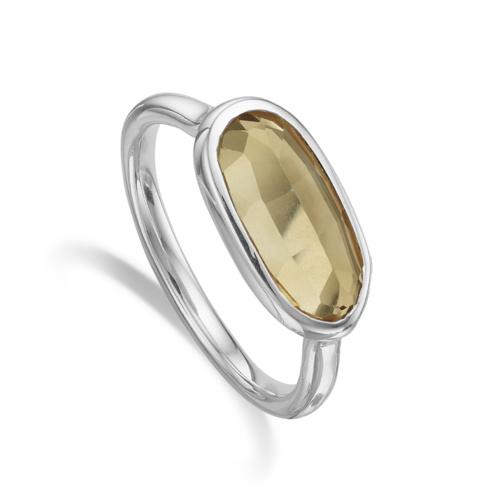 Vega Ring - Citrine